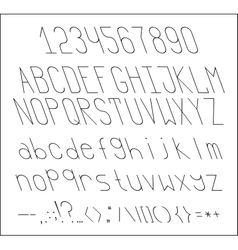 Italics vector