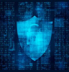 Encryption information concept internet sequrity vector