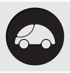 Information icon - car vector
