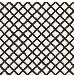Seamless diagonal grid lines rhombus vector