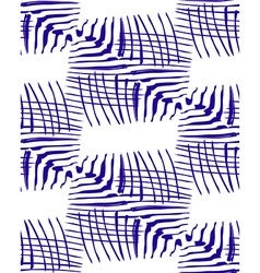 Seamless Line Pattern2 vector image