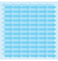 Arrow pattern vector