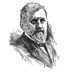 William boyd allison vintage vector