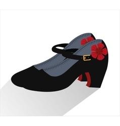 Flamenco culture design vector