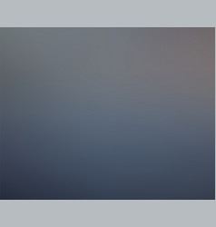 Nice gray blue abstract gradient backdrop vector