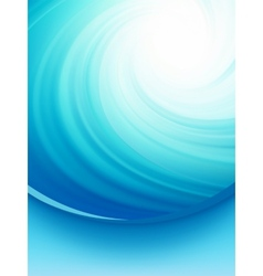 Business elegant blue abstract background EPS 8 vector image