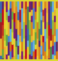 colorful vertical stripes seamless pattern vector image