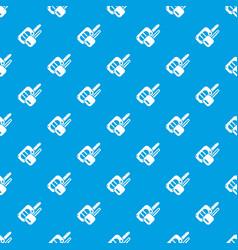 auto key pattern seamless blue vector image
