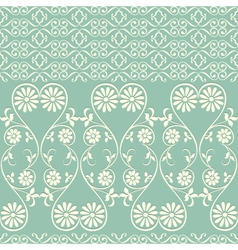 seamless-ornament-background vector image