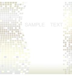 squares mosaic texture vector image