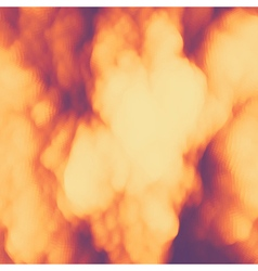 Smoke Mosaic Abstract Background vector