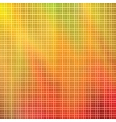 abstract composition mosaic vector image