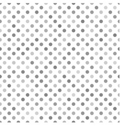 Repeating circle pattern - background vector