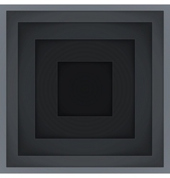 Abstract grey rectangle shapes background vector