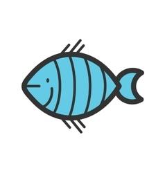 Clown Fish vector