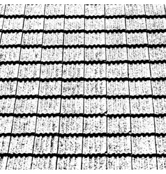 Old Roof Texture vector