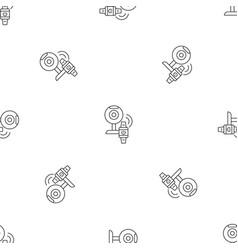 smart web camera pattern seamless vector image