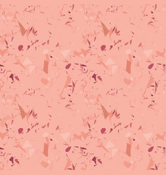 terrazzo seamless pattern surface design for vector image