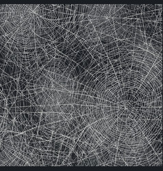 Halloween holiday background spider web background vector