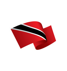 trinidad and tobago flag vector image