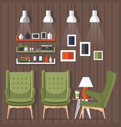 room design vector image vector image