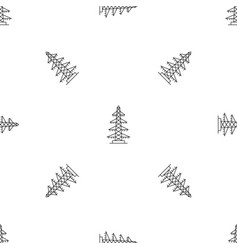 Electricity pattern seamless vector