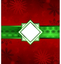 Red Christmas Background vector