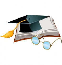 university study vector image