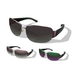 Set Sunglasses vector image vector image