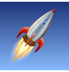 Big Rocket vector image