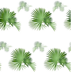 Palm tree pattern-01 vector