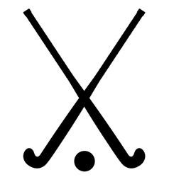 Field hockey 04 vector