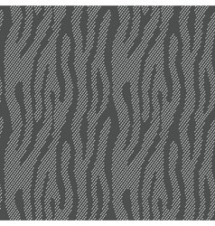 Abstract animal print Seamless pattern with vector