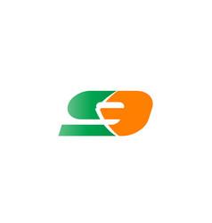 logo number 9 design template vector image