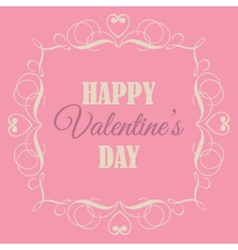 valentines day background 0801 vector image
