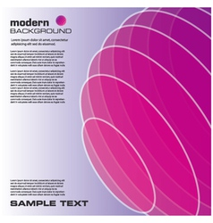 abstract modern layout background vector image vector image