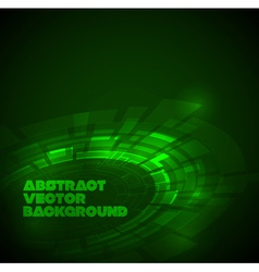 technical background vector image vector image