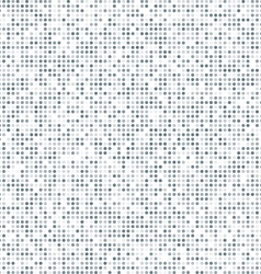 Abstract seamless dot pattern vector image