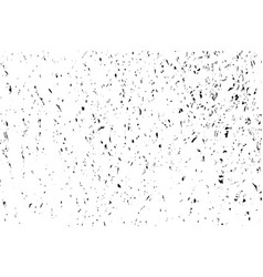 distressed black texture vector image