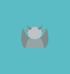 flat icon gargoyle element of vector image