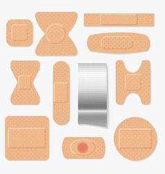 first help plasterers patch vector image