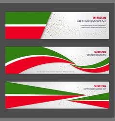 Tatarstan independence day abstract background vector