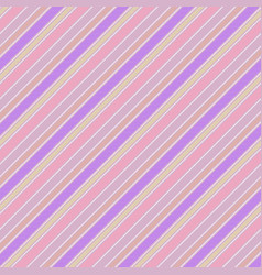 baby color pink striped abstract seamless pattern vector image