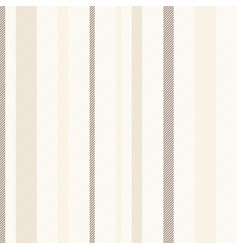 light beige striped background seamless pattern vector image
