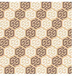 pattern 2 - hexagon 2 vector image