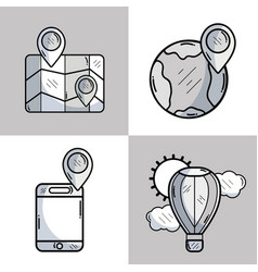 Set thing to used in the travel vector