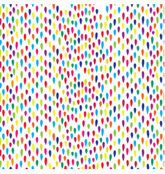 abstract spot linear seamless pattern drip vector image vector image