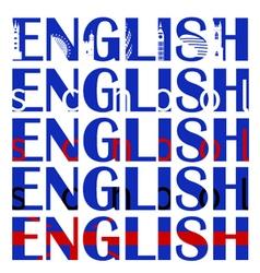 English word vector