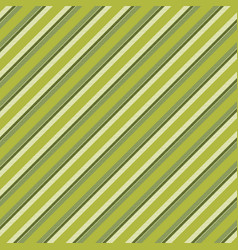 green background striped texture seamless pattern vector image