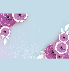purple white 8 march happy women s mother s day vector image